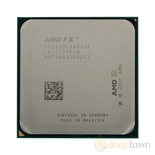 Процессор AMD FX-8320 tray (Socket: AM3+, 3.5GHz)