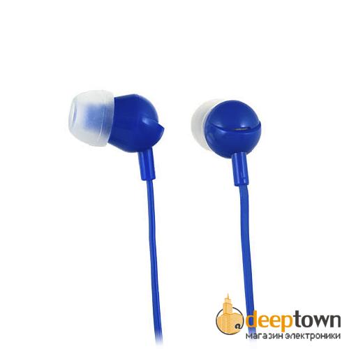 Гарнитура perfeo MOBY PF-MOB-BLU (синяя)