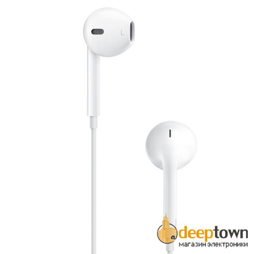 Гарнитура для iPhone G5 (белая,черная)