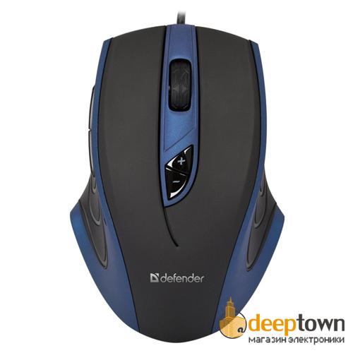 Мышь USB defender GMX-1800 Art.52724