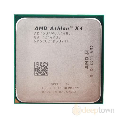 Процессор AMD Athlon II X4 750K tray (Socket: FM2, 4GHz)
