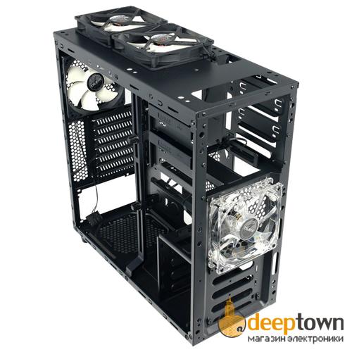 Корпус ZALMAN Z9 U3 (ATX, чёрный, без БП)