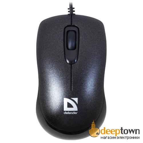 Мышь USB defender Orion MM-300 Art.52813 (черная)