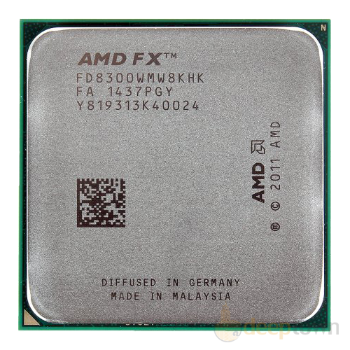 Процессор AMD FX-8300 BE tray (Socket: AM3+, 3.30-4.20GHz, 8MB, FD8300WMW8KHK)