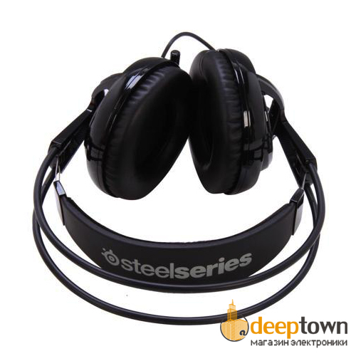 Гарнитура steelseries SIBERIA V/2 PN51101 (чёрная)