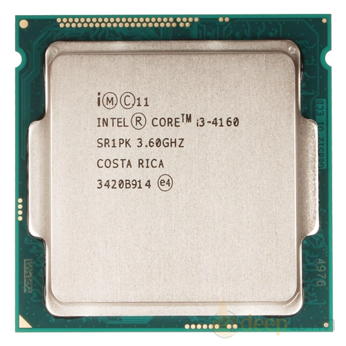 Процессор intel Core i3-4160 tray (Socket:LGA1150, 3.60GHz, Haswell, 3MB)