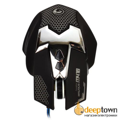 Мышь USB MARVO Scorpion M418 (чёрная)