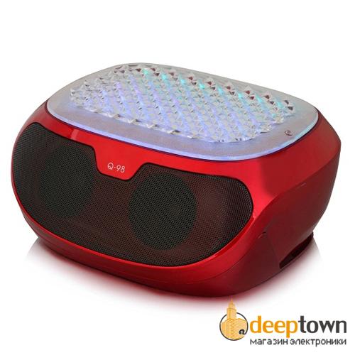 Портативная акустическая система 1.0 Waxiba XB-1051URT ( радиоприемник , фонарик, MP3)