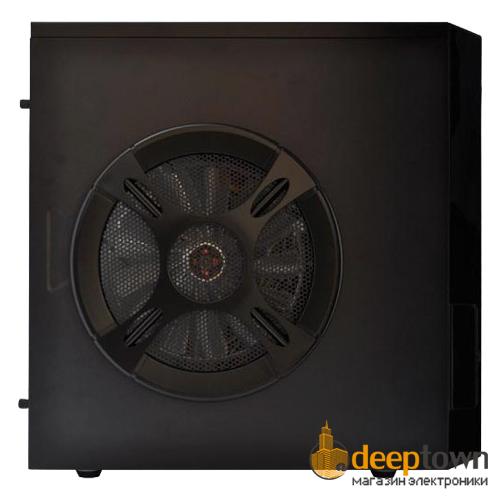 Корпус LogicPower 6906 450Вт (ATX, чёрный с рисунком)