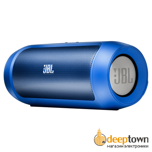 Беспроводная акустическая система JBL CHARGE 2+B (синяя)