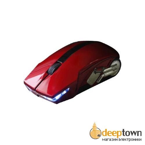 Мышь USB 3Cott RACING F0 1200 (чёрная, красная, жёлтая, синяя)