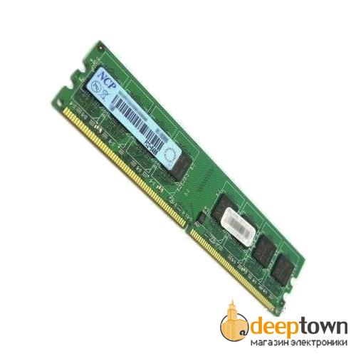 Оперативная память DIMM DDR3 NCP 8GB 1600MHz (NCPH0AUDR-16M58)