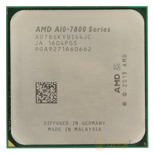 Процессор AMD A10-7860K tray (Socket: FM2+, 4GHz, AD786KYBI44JC)