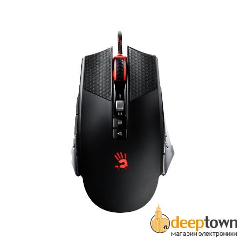 Мышь USB A4TECH Bloody T6 (чёрная)