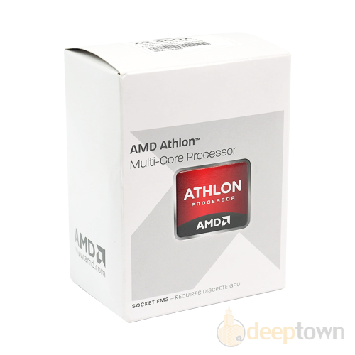 Процессор AMD Athlon X2 340X BOX (Socket: FM2, 3.6GHz)