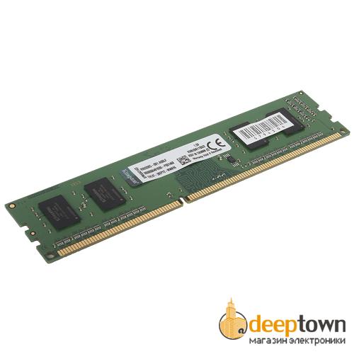 Оперативная память DIMM DDR3 Kingston 2GB 1600MHz (KVR16N11S6/2)