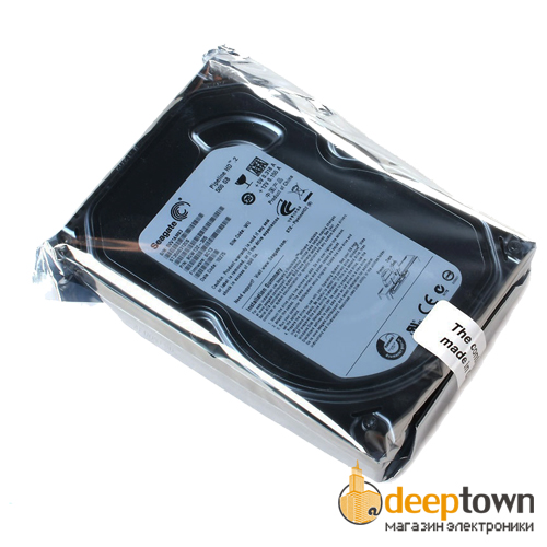 "Жесткий диск 3.5"" Seagete 500GB ST3500312CS (5900rpm, 8MB, SATA)"