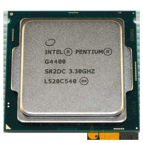 Процессор intel Pentium G4400 tray (Socket:LGA1151, 3.30GHz, 3MB)