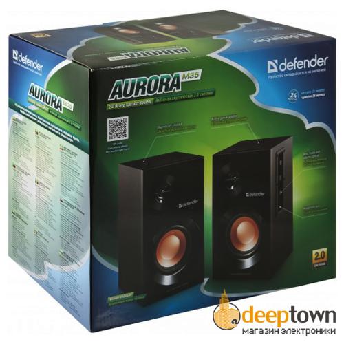 Акустическая система 2.0 defender Aurora S12 (art.:65415)