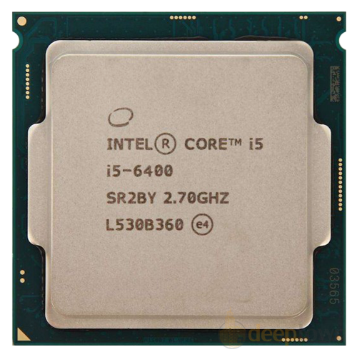 Процессор intel Core i5-6400 tray (Socket:LGA1151, 2.7GHz, 6MB)