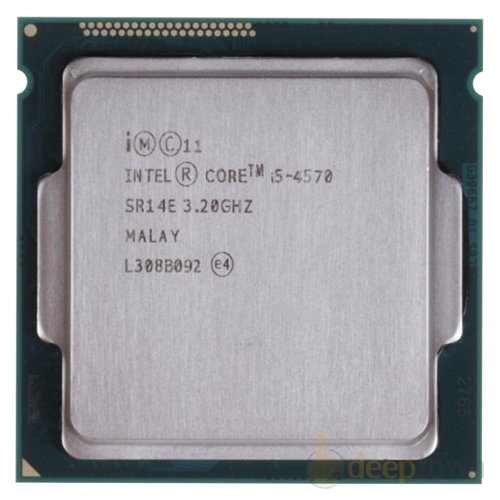 Процессор intel Core i5-4570 tray (Socket:LGA1150, 3.2GHz, 6MB)