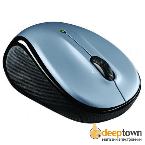 Мышь беспроводная Logitech m325 (серая, 910-002335)