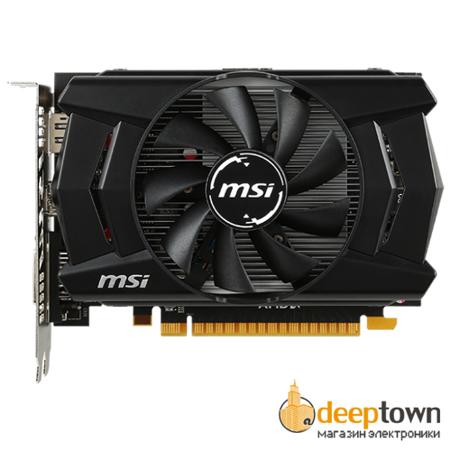 Видеокарта msi AMD Radeon R7 360 (2GB GDDR5, 128 bit, 912-V809-1863)