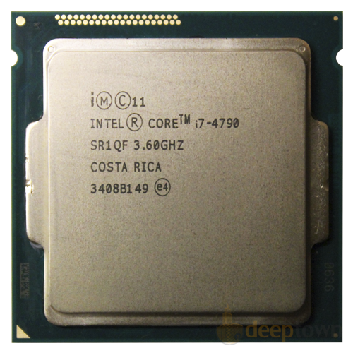 Процессор intel Core i7-4790 tray (Socket:LGA1150, 3,6GHz, 8MB)