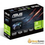 Видеокарта ASUS nVidia GeForce GT710 (1GB DDR5, 64bit, 710-1-SL-BRK)