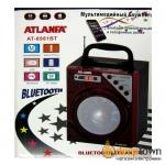 Акустическая система ATLANFA AT-8981BT