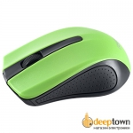 Мышь беспроводная perfeo PF-353-WOP-GN (зелёная)