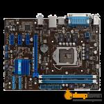 Материнская плата ASUS P8H61-M LX3 PLUS R2.0 (Socket:LGA1155, mATX)