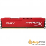 Оперативная память DIMM DDR3 Kingston HYPER FURY 8GB 1866GHz (HX318C10FR/8)