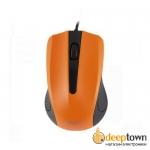 Мышь USB perfeo PF-353-PO-OR (оранжевая)