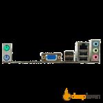 Материнская плата BIOSTAR A55MLV (Socket: FM1, mATX)