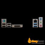 Материнская плата msi H110M PRO-D (Socket:LGA1151, mATX)
