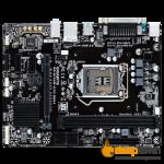 Материнская плата GIGABYTE H110M-DS2 DDR3 (Socket:LGA1151, mATX)