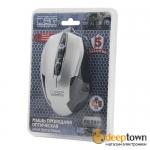 Мышь USB CBR CM 333 (серая)