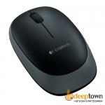 Мышь USB Logitech m165 (чёрная, 910-004110)