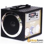 Портативная акустическая система 2.0 ATLANFA AT-8996