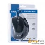Мышь USB SVEN RX-160 (чёрная)