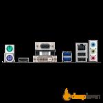 Материнская плата ASUS A88XM-A (Socket:FM2+, mATX)