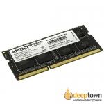 Оперативная память SO-DIMM DDR3 AMD 8GB 1600MHz (R538G1601S2SL-UO)