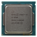 Процессор intel Core i5-6500 tray (LGA1151, 3.2GHz, 6MB)