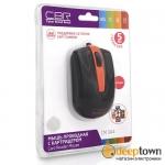 Мышь USB CBR CM 344 (чёрная)