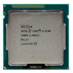 Процессор intel Core i3-3240 tray (Socket:LGA1155, 3.40GHz, 3MB)