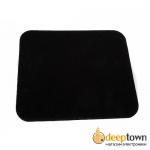 Коврик buro BU-Cloth чёрный серый