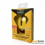 Мышь USB Defender Flash MB-600L Cyber MB-560L черный, 7 цветов подсветки