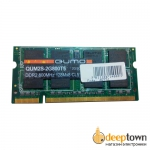 Оперативная память SO-DIMM DDR2 QUMO 2GB 800MHz (QUM2S-2G800T5R)