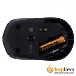 Мышь беспроводная logitech B170 910-004798 (чёрная)